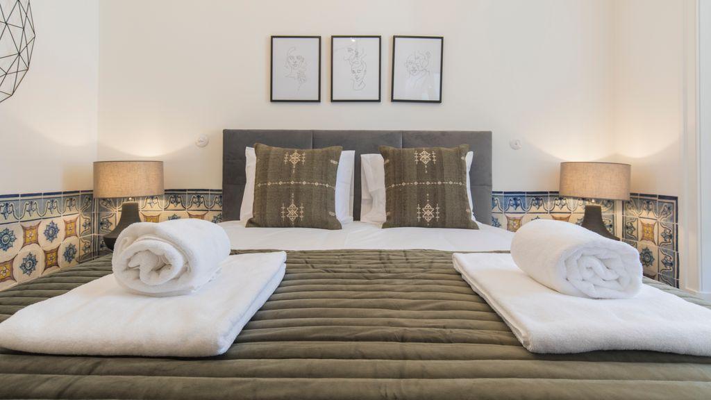 Santa Justa Deluxe 2 - Bedrooms