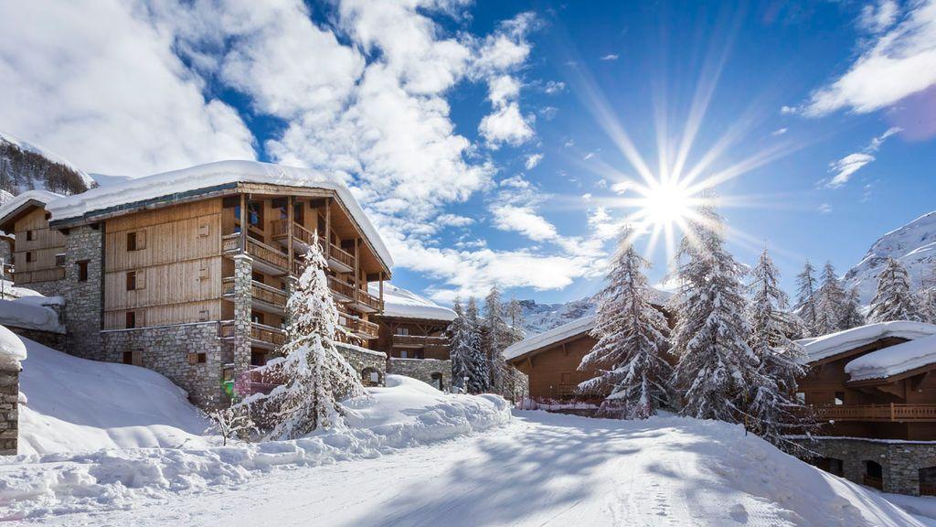 Les Chalets du Jardin Alpin 2 chambres 6P
