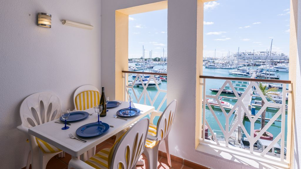 Two Bedroom Duplex at Vilamoura Marina
