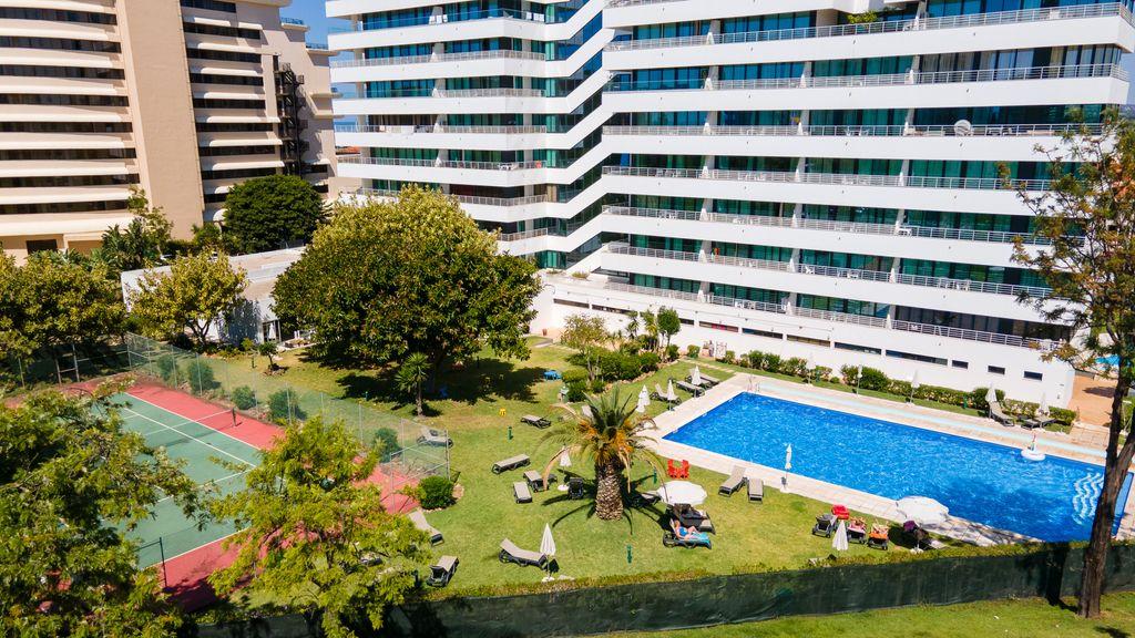 Divine Marina Apartment W/ Pool & Garden by LovelyStay